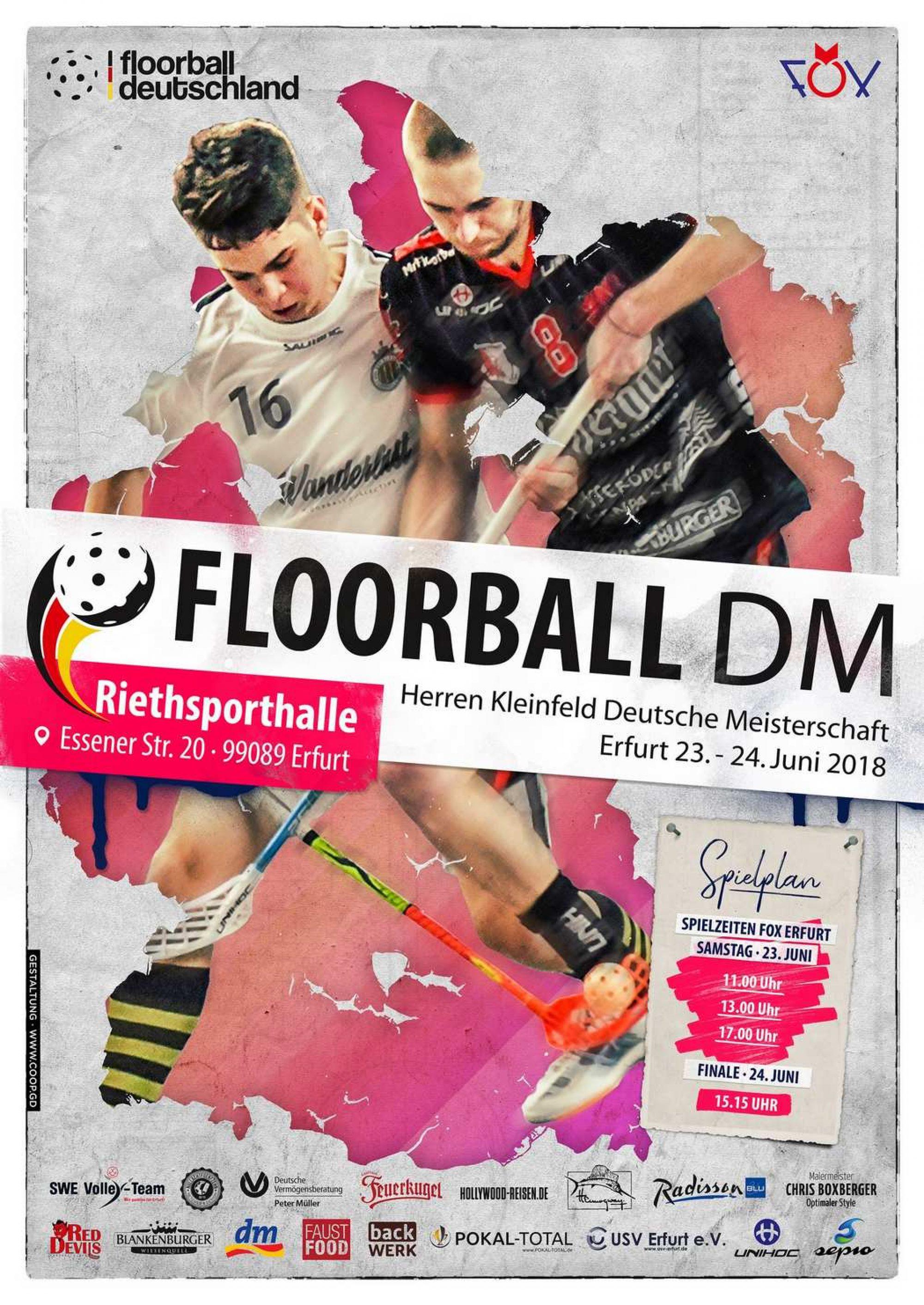 Floorball  Erfurt